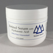All Natural Retinol Serum with Hyaluronic Acid 60ml Pure and Unscented