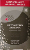Beauty 360 Detoxifying Antioxidant Tissue Facial Mask