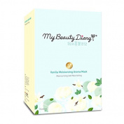 My Beauty Diary 081249 Vanilla Moisturising Aroma Mask, 0.2kg