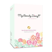 My Beauty Diary 081263 Rose Brightening Aroma Mask, 0.2kg