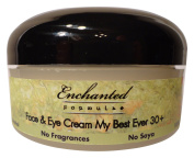 Enchanted Formulae Face and Eye Cream, My Best Ever 30+