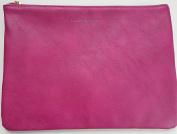Adrienne Vittadini Studio Tech Pouch & Cosmetic Bag Fuchsia Smooth