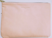 Adrienne Vittadini Studio Tech Pouch & Cosmetic Bag Blush Smooth
