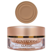 CoverDerm Classic Concealing Foundation 8, .150ml by CoverDerm