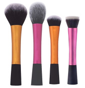 Addfavor Face Powder Foundation Makeup Brush Cosmetics Blush Primer Makeup Brushes Tools Beauty Contour Brush