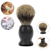 Shaving Brush - Razor Brush, ZY Professional Barber Salon Shave Shaving Razor Brush Wood Handle Tool