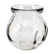 Royal Massage Fire Glass Cupping Jar #4