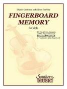 Fingerboard Memory: Viola