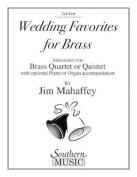 Wedding Favorites for Brass