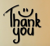 Inspire Message Words Thank You Rubber Stamps wood stamps rubber Stamps rubber-stamp