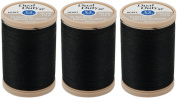 COATS & CLARK Dual Duty XP Heavy Thread, 125-Yard, Black