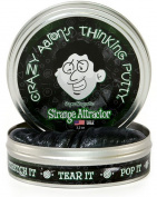 Strange Attractor Thinking Putty, Crazy Aaron's Super Magnetic Thinking Putty Plus Magnet