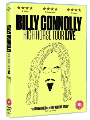 Billy Connolly High Horse Tour Online