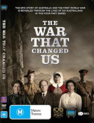 The War That Changed Us [Region 4]