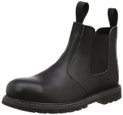 Amblers Unisex Steel FS5 Pull-On Dealer Boot / Womens Mens Boots
