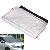 Valoxin(TM)Car Cover Windshield Sun-shading Sunscreen Waterproof Anti-UV Cloth Auto Front Window Sun Visor Snow Shade Shield Protector