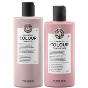 Maria Nila Luminous Colour Shampoo and Conditioner Set