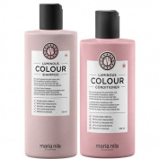 Maria Nila Luminous Colour Shampoo and Conditioner Set