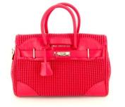 Mac Douglas Women's Top-Handle Bag red red