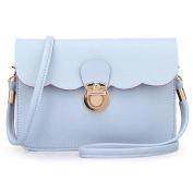 Single-shoulder Bag, Xjp Women's Casual Leather Shoulder Bag Handbag Purse Wallet