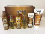 FONEX ARGAN OIL FOR HAIR CARE KIT 6, with 2 FREE
