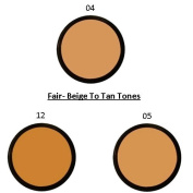 Supercover Professional HD Foundation -Select Shade-