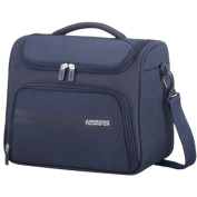 American Tourister Summer Voyager Beauty Case, 32 cm, 15 Litres, Midnight Blue