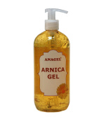 Anagel Arnica Gel with pump dispenser 500ml