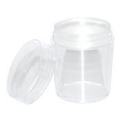 NAILFUN Clear Jelly Stamper XL - Completely Transparent