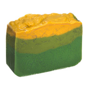 Avocado Soap Bar With Jasmine Oil - Organic With Essential Oils. Moisturising Body Soap For Skin And Face. With Shea Butter, Coconut Oil, Glycerin 120ml Soap Bar