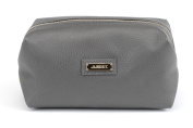 Grey Pencil Case Cosmetic Virgie JJDK