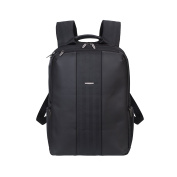 RivaCase 8165 Backpack For Laptops Up to 40cm , Black