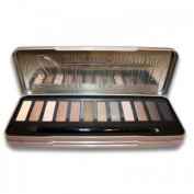 W7 In The Buff Natural Nudes Eyeshadow Palette by W7