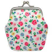 Cath Kidston mini kids frame clasp purse in Little Flower Buds design