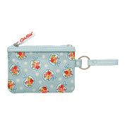 Cath Kidston Kids Small Oilcloth Pocket Purse in Blue Apple Ditsy Design