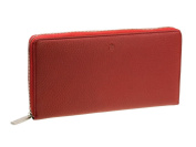 Esquire Women's Wallet red red