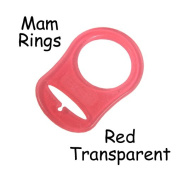 5 MAM Ring Button Style Pacifier Adapter