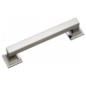 Hickory Hardware P3012-SS Studio Collection Cabinet Pull, 14cm , Stainless Steel