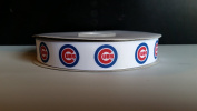 2.2cm Cubs Grosgrain Ribbon