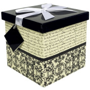 Endless Art US Florence EZ Gift Box. Easy to Assemble and No Glue Required.