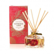ROSY RINGS WINTER ROSE PETITE DIFFUSER 90ml