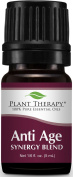 Plant Therapy Anti Age Synergy Essential Oil Blend. Blend of