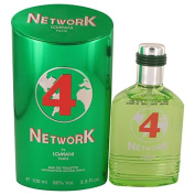 Lomani Network 4 Green by Lomani Eau De Toilette Spray 100ml