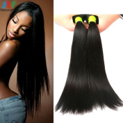 Newness 6A Brazilian hair 2 bundles Brazilian Virgin Hair Straight Extension Unprocessed Soft Cheap Human Hair Weave