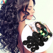 Newness Unprocessed 7A Brazilian Virgin Hair Body Wave Human Hair Weave brazilian Body Wave human Hair Extension 3pcs lot Sexy Mixed Length