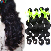 Brazilian Body Wave 4 Bundles 7A Mink Brazilian Virgin Hair Body Wave Soft Brazilian Human Hair Weave Bundles