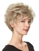 Short Fashion Women Wigs Cool Fluffy Wig for Daily Use