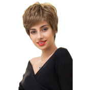 Styler Short Natural Human Hair Wigs for Daily Use