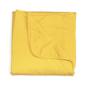 Kyte BABY Unisex Baby Solid Toddler Blanket 2.5 tog One Size Sunshine