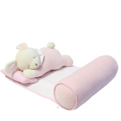 KMMall Baby Positioner Pillow Neck & Head Support Anti-Rolling Sleeping Pillow for Newborn